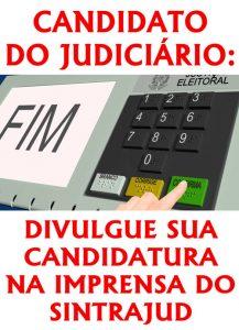 Candidatos da categoria nas eleições municipais
