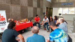 Servidores preparam palestra contra o desmonte da Previdência