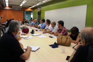 Centrais apontam necessidade de calendário de luta contra reformas