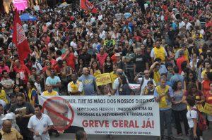 15M: o dia em que multidões saíram às ruas contra a PEC da Previdência