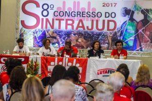 25/03/17 – 8º Congresso do Sintrajud – Painel: Opressões