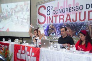 26/03/17 – 8º Congresso do Sintrajud – Plenária final