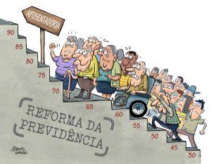 Reforma da Previdência atinge diretamente 82% dos servidores do TRT