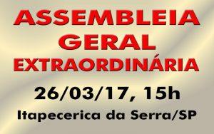 Assembleia Geral vai debater plano de lutas contra ataques de Temer