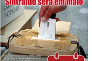 Eleição da diretoria do Sintrajud será em maio
