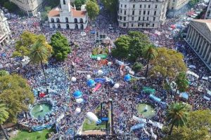 Greve geral na Argentina será nesta quinta-feira, 6