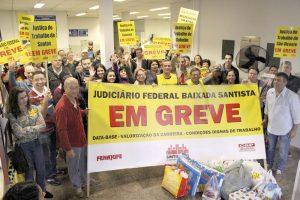 Vitórias judiciais do Sintrajud aumentam expectativa dos oficiais pela IT da greve de 2015