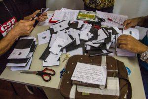 Sintrajud agradece aos servidores que participaram da eleição