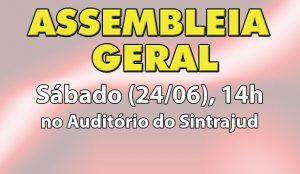 Assembleia vai preparar mobilização e greve geral contra as reformas