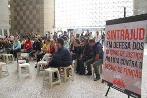 Sintrajud requer aos tribunais medidas de segurança para oficiais de justiça