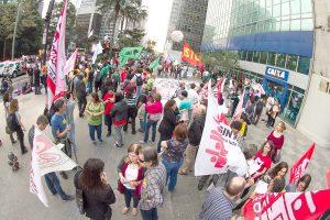 30/06/17 – Dia de greve geral para defender direitos trabalhistas e previdenciários