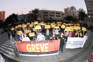 Oficiais de Justiça do TRT-2 decidem continuar em greve