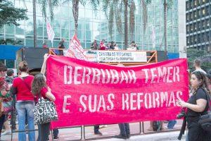 Sintrajud chama categoria para discutir próximos passos da luta contra as reformas de Temer