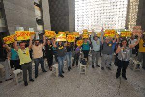 TRT: servidores vão parar por 24h no dia 14 contra desmonte do serviço público