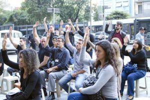 04/09/17 – Assembleia dos Oficiais de Justiça no TRT 2 – Consolação