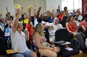 16/09/17 – Assembleia Geral no auditório do Sindicato