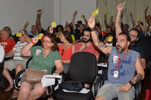 Assembleia aprova novos critérios para contribuições financeiras do Sindicato