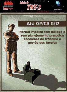 03/10/17 – Boletim do TRT-2 – Edição 191