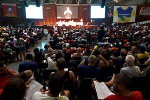 Congresso reúne 2 mil representantes dos movimentos sindical, popular e de opressões