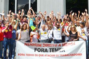 10/11/17 – Assembleia geral no Fórum Pedro Lessa, na av. Paulista