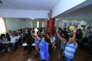 25/11/17 – Assembleia aprova prestação de contas do Sintrajud