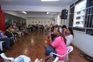 """25/11/17 – Seminário """"A condição das negras e negros na sociedade brasileira"""""""