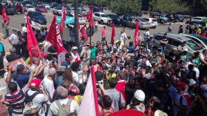 Servidores dizem a Rodrigo Maia que PEC da Previdência pode parar o país