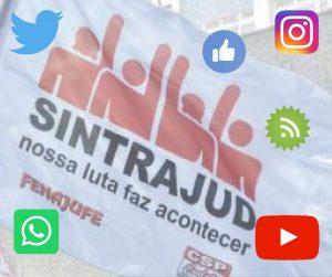 Sintrajud abre rede wi-fi à categoria e reforça mídias sociais