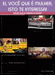 16/01/18 – Edição especial – Coletivo de Mulheres do Sintrajud