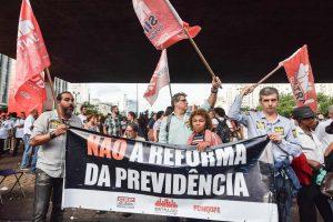Organizar a resistência: defender a aposentadoria e os direitos