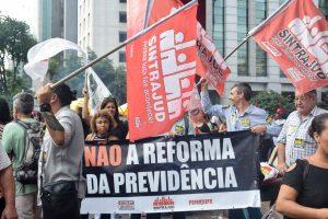 CSP-Conlutas convoca ato em SP contra a 'reforma' da Previdência dia 6