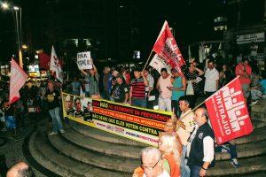 Ato na Baixada reafirma que luta contra reforma não termina com recuo do governo