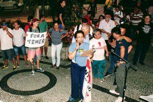 19/02/18 – Ato Contra a Reforma da previdência
