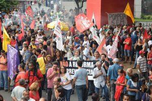 19/2: Milhares comemoram recuo do governo e reafirmam seguir luta contra PEC 287-A