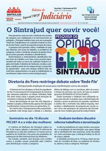 27/02/18 – Boletim do Judiciário Especial TRF/JF – edição 197