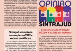 27/02/18 – Boletim do Judiciário especial TRT-2 – edição 197