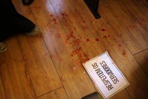 Em meio a bombas e professores feridos, CCJ aprova previdência de Doria
