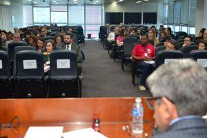 Após cobrança do Sindicato, audiência esclarece dúvidas sobre licitação do plano de saúde na JF
