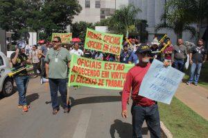 Greve de oficiais de justiça do TJDFT termina com vitória parcial