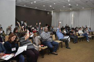 25/05/18 – Encontro estadual de aposentados, aposentadas e pensionistas do Sintrajud – 24 a 26/5 – Avaré/SP