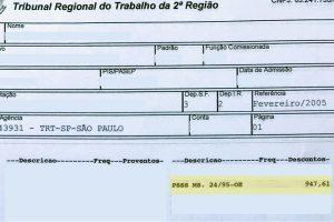 Execução PSSS/TRT-2: Prorrogação do prazo de entrega de documentos