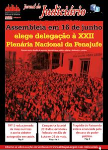 15/05/18 – Jornal do Judiciário – Edição 574
