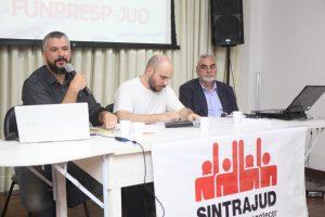 Seminário do Sintrajud esclarece dúvidas sobre o Funpresp