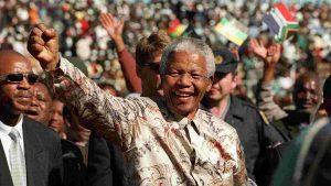 Mandela, presente!