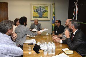 20/07/18 – Reunião com presidente do TRT-2 – Consolação
