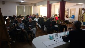 Aposentados debatem impactos da Reforma da Previdência