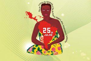 Coletivo de Mulheres participa de ato em homenagem a Tereza de Benguela