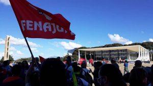 Sintrajud prepara caravana rumo ao ato nacional pela data-base em Brasília