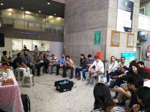 TRT: Servidores discutem propostas à reunião da comissão do teletrabalho