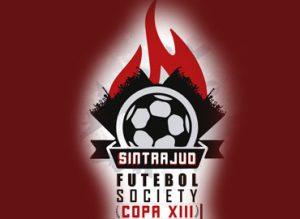 Inscreva-se na XIII Copa Sintrajud de Futebol Society